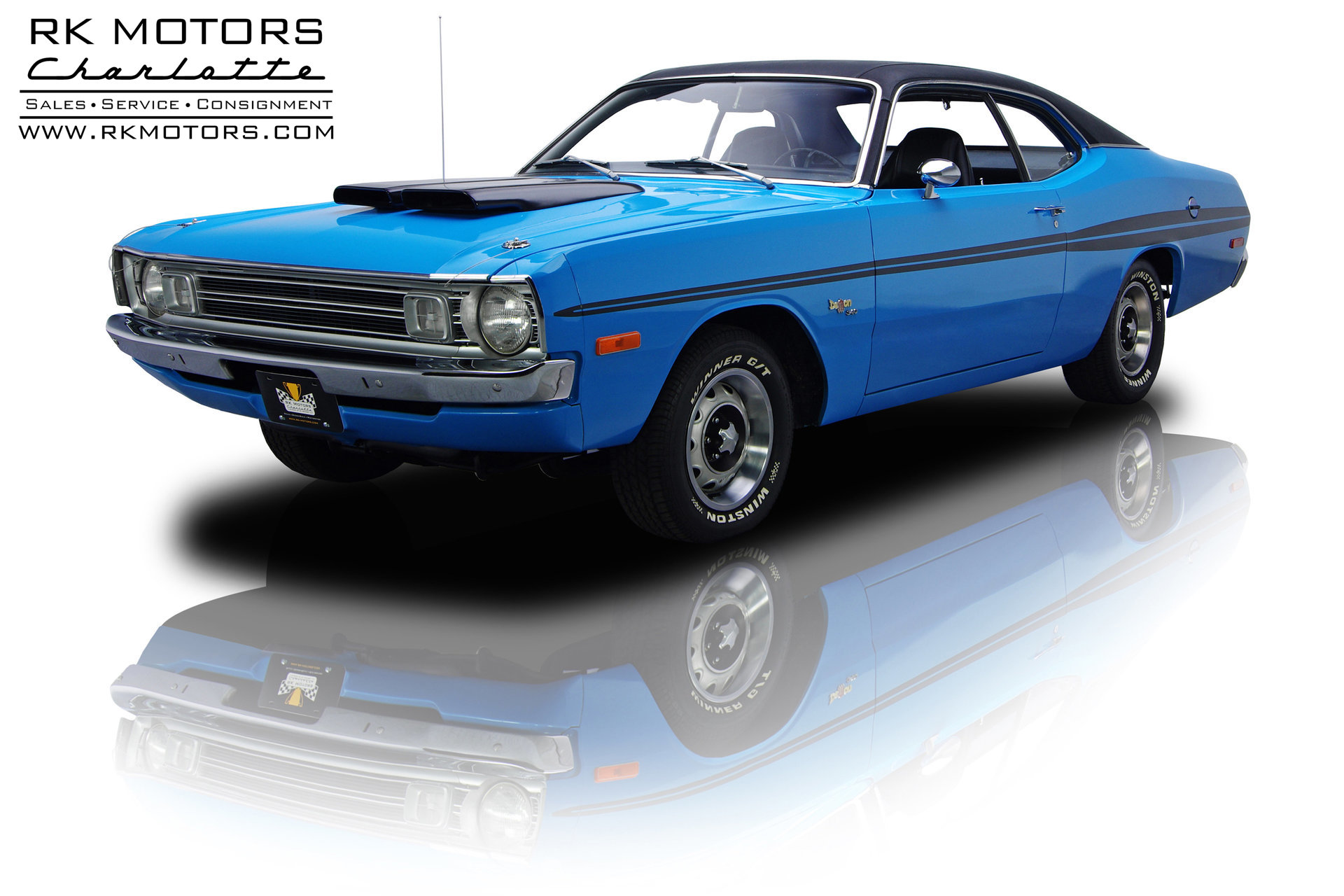 Restored Numbers Matching Petty Blue Demon 340 3 Speed