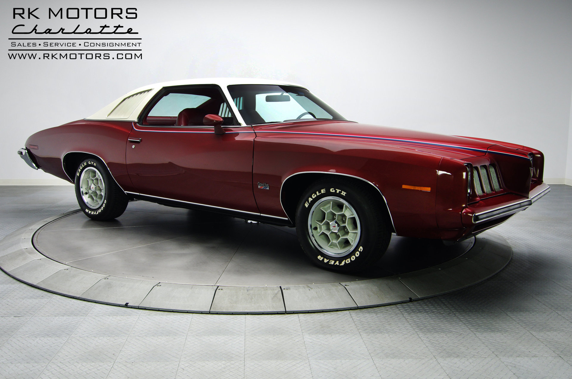 132674 1973 Pontiac Grand Am