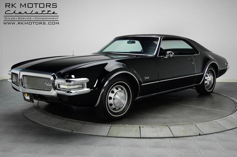 132684 1968 oldsmobile toronado rk motors classic and performance cars for sale. Black Bedroom Furniture Sets. Home Design Ideas