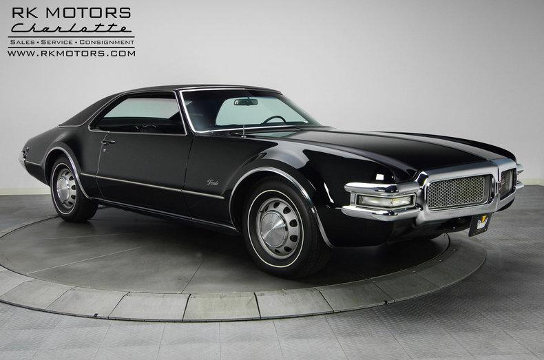 132684 1968 oldsmobile toronado rk motors. Black Bedroom Furniture Sets. Home Design Ideas