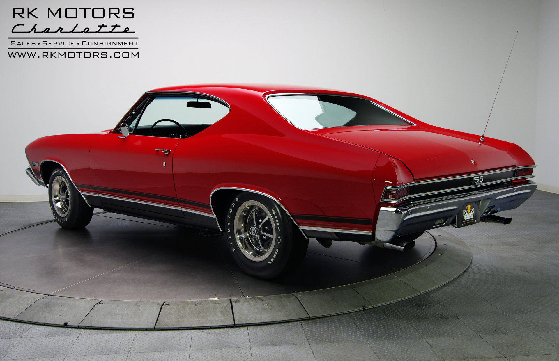 132785 1968 Chevrolet Chevelle Rk Motors Classic And Performance Chevy Ss Hello I Have A 64 That Ive For Sale