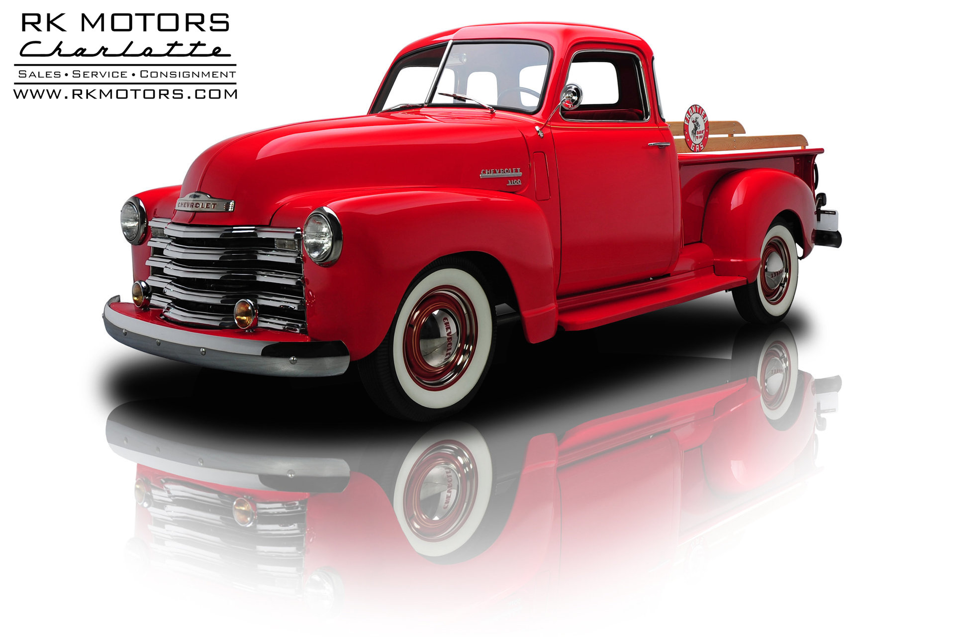 132822 1950 Chevrolet 3100 Rk Motors Classic Cars For Sale 1949 Chevy Truck Paint Colors