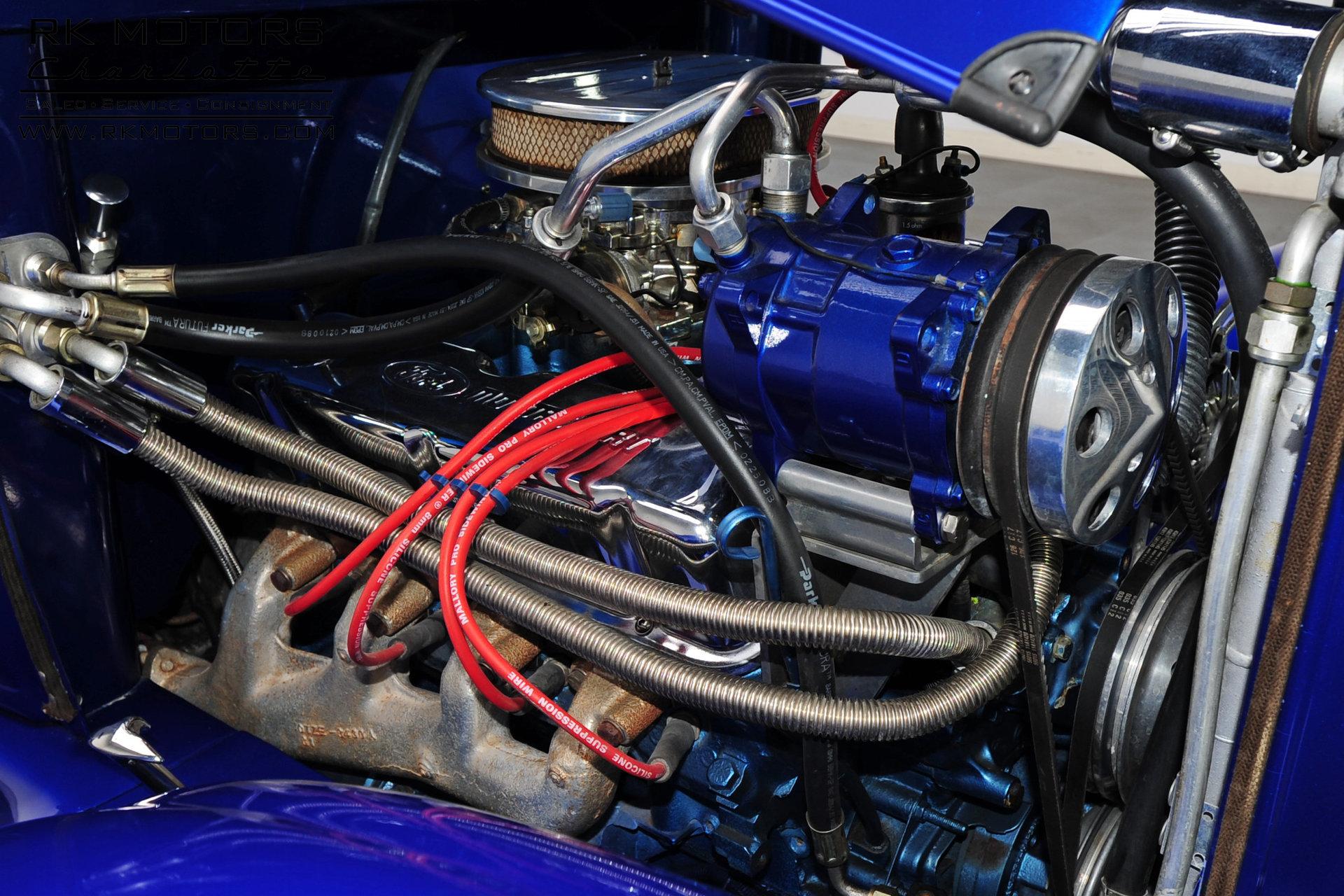 132824 1930 Ford Sedan Rk Motors Classic Cars For Sale Model Electrical Wiring