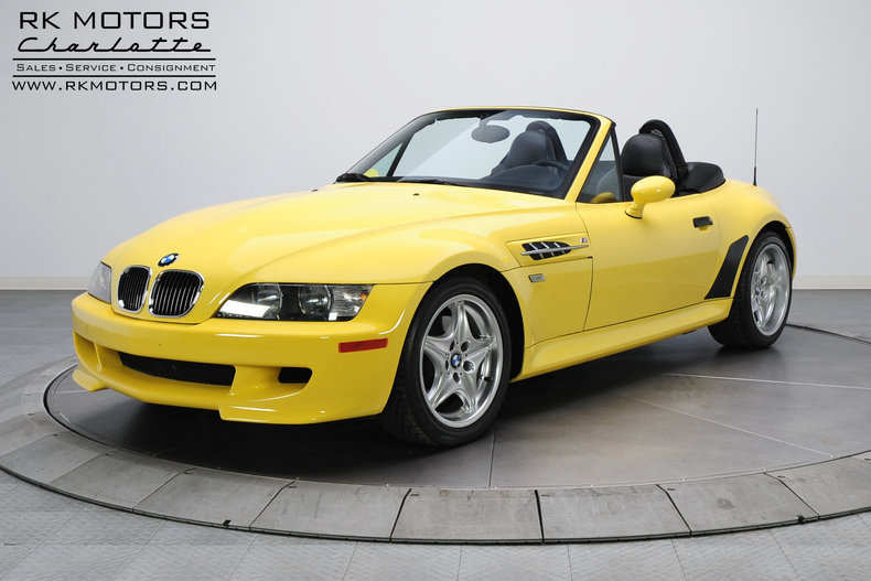 132842 2000 BMW Z3 | RK Motors Classic and Performance ...