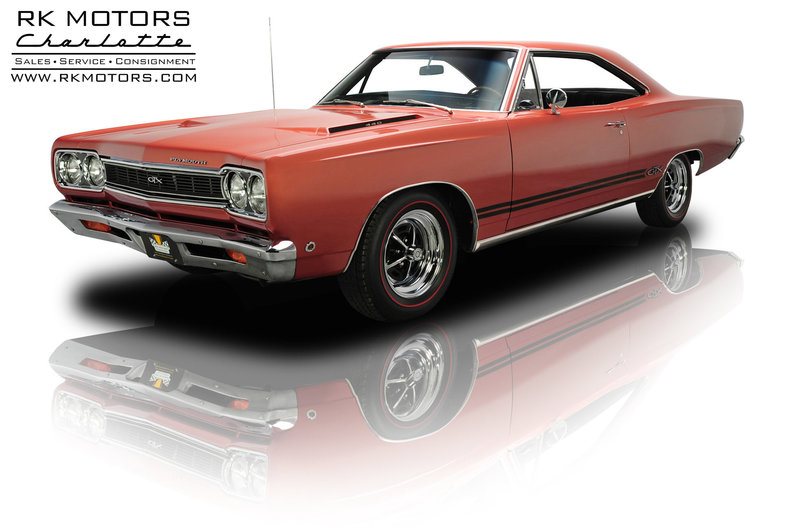 For Sale 1968 Plymouth GTX