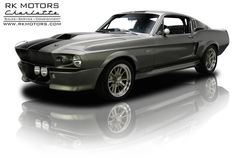 132879 1967 ford mustang | rk motors
