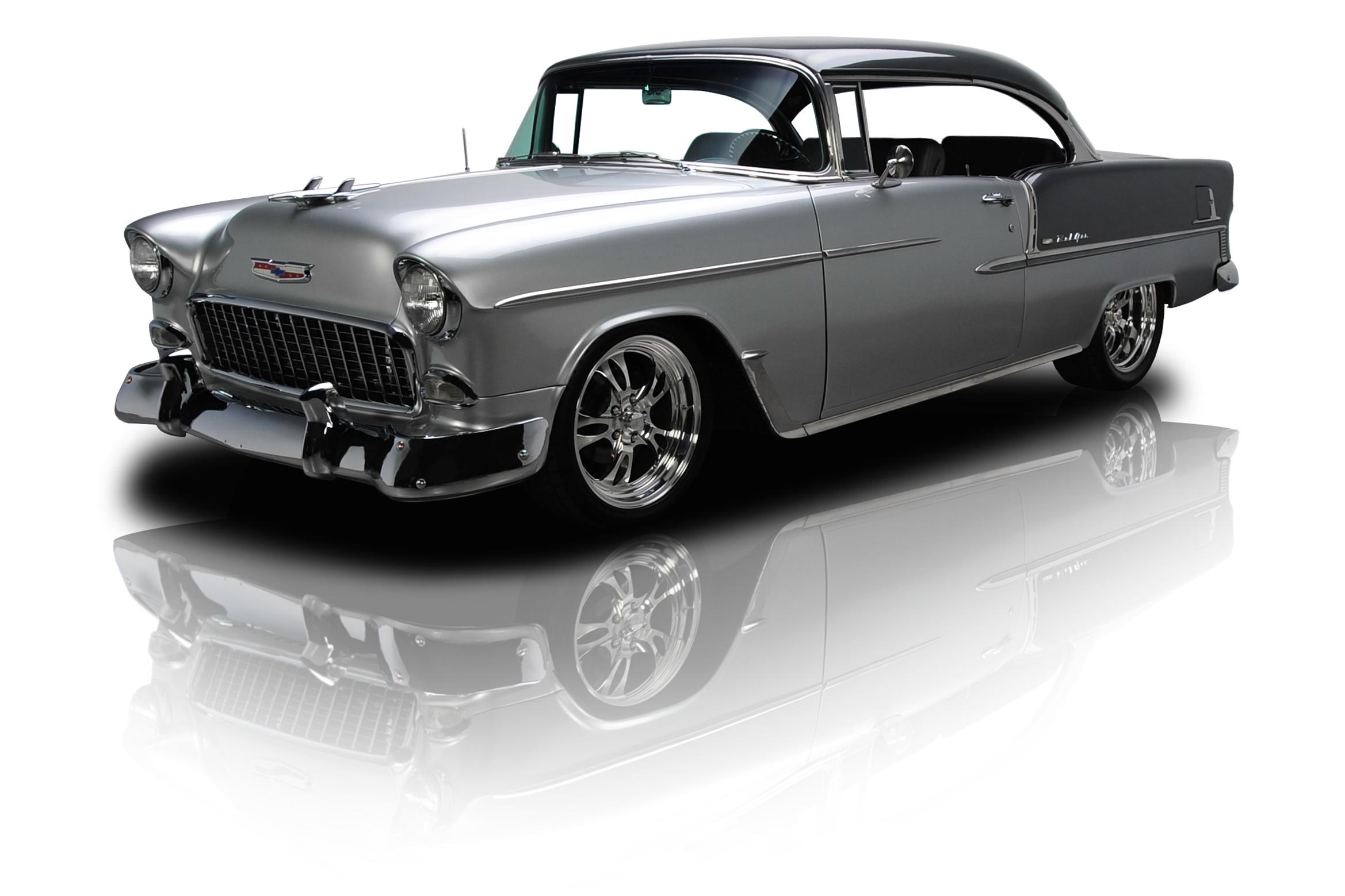 132895 1955 Chevrolet Bel Air | RK Motors Classic and ...