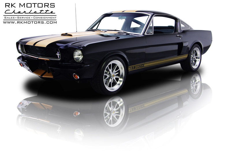 For Sale 1965 Shelby GT350-H
