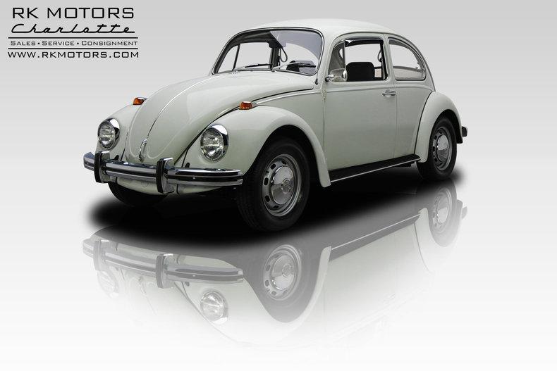 For Sale 1969 Volkswagen Beetle