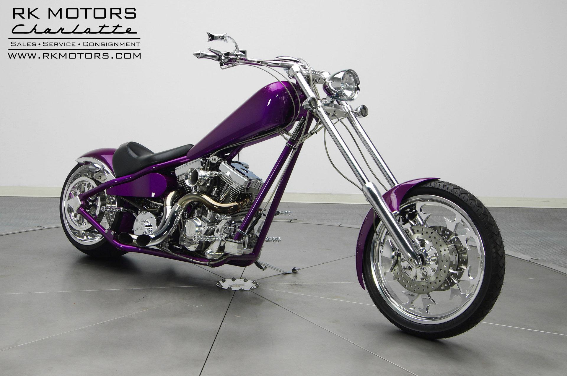 American Ironhorse Exhaust Pipes & 2003 American Ironhorse Texas