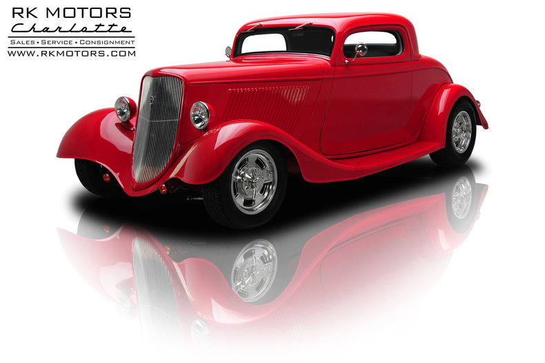 For Sale 1933 Ford Coupe