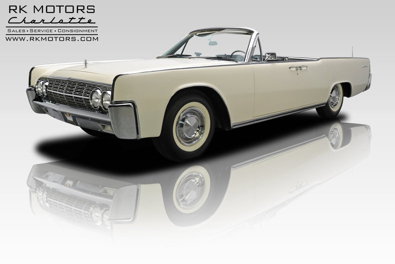 For Sale 1962 Lincoln Continental