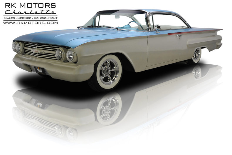 For Sale 1960 Chevrolet Impala