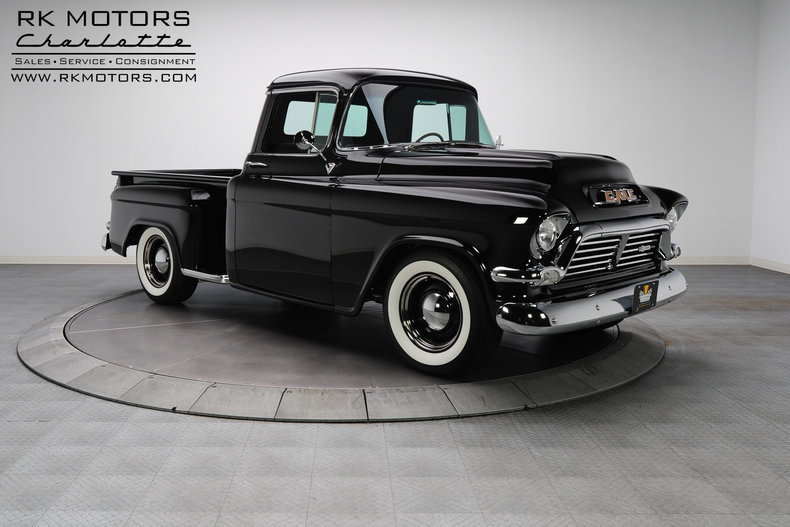 Gmc Tires Charlotte >> 133020 1957 GMC 1/2 Ton Pickup   RK Motors Classic and Performance Cars for Sale