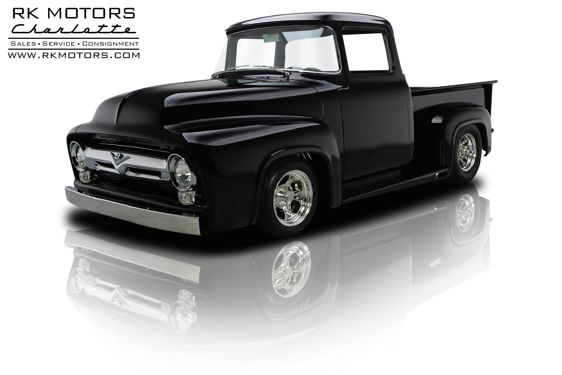 133061 1956 Ford F100 | RK Motors Classic and Performance Cars for Sale