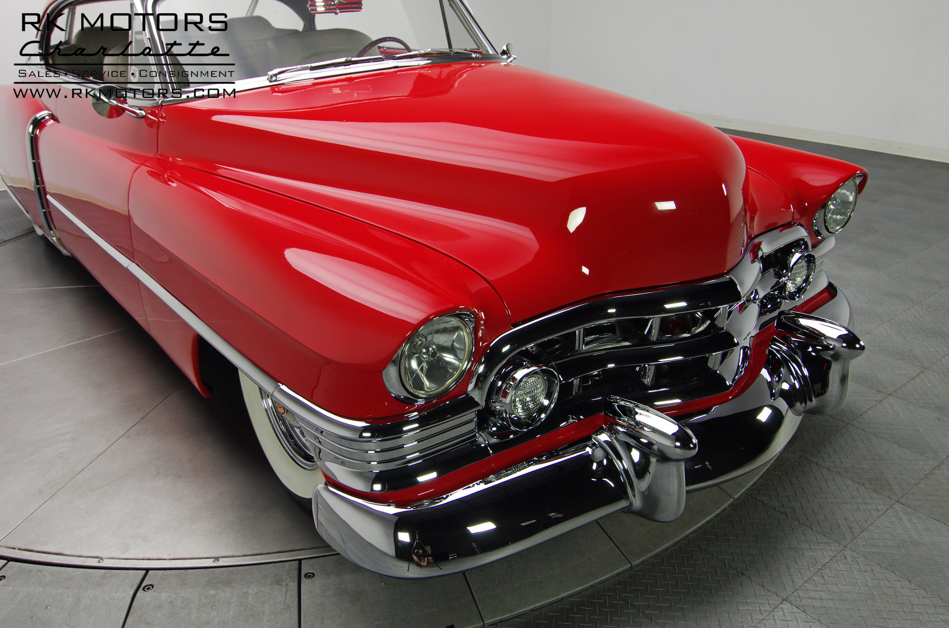 133087 1950 Cadillac Series 61 Rk Motors Classic Cars For Sale 50s V8 Engine