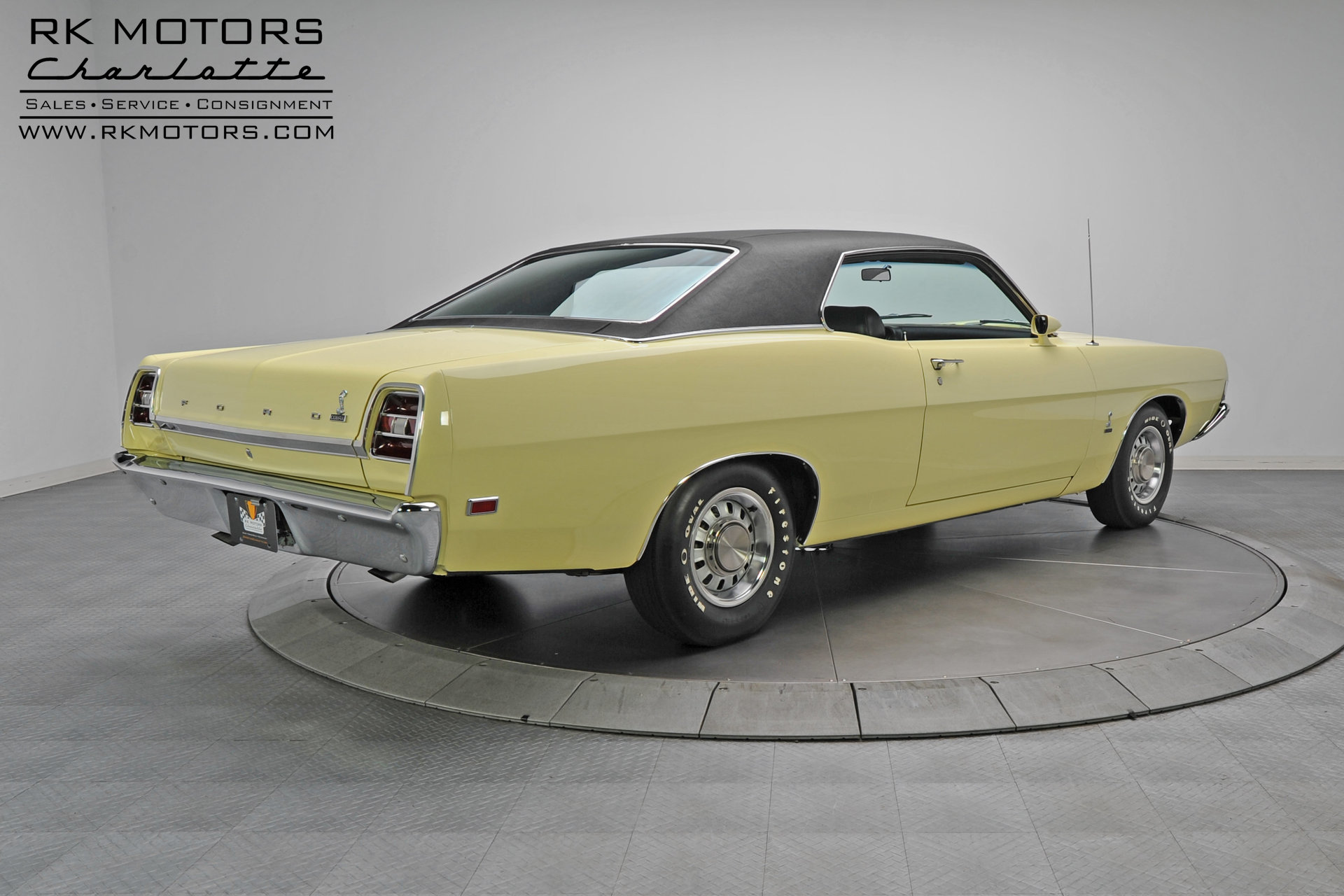 133121 1969 Ford Torino Rk Motors Classic And Performance Cars For Gt 428 Co Jet Sale