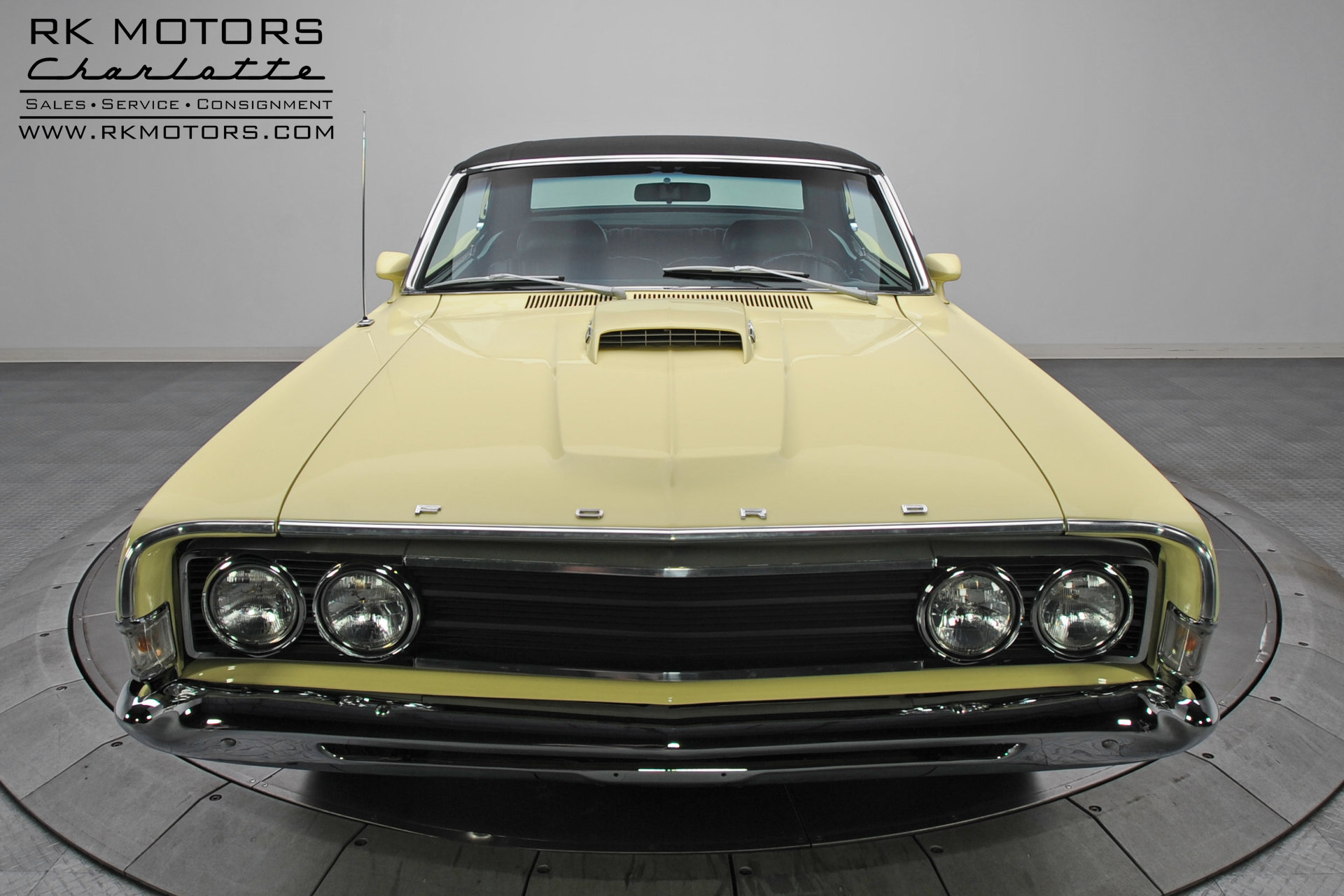 133121 1969 Ford Torino Rk Motors Classic And Performance Cars For Co Sale