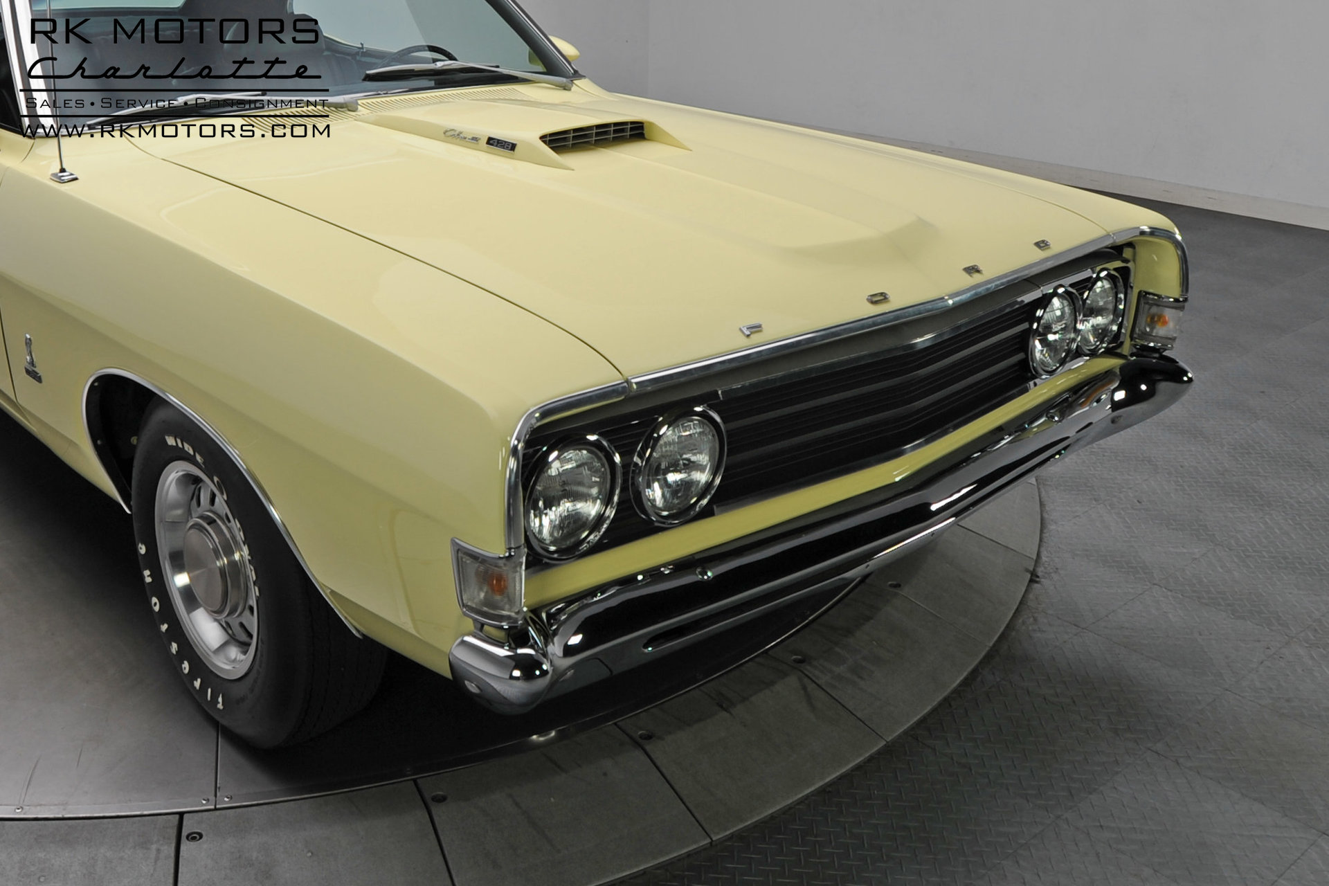133121 1969 Ford Torino Rk Motors Classic And Performance Cars For Gt Convertible Sale