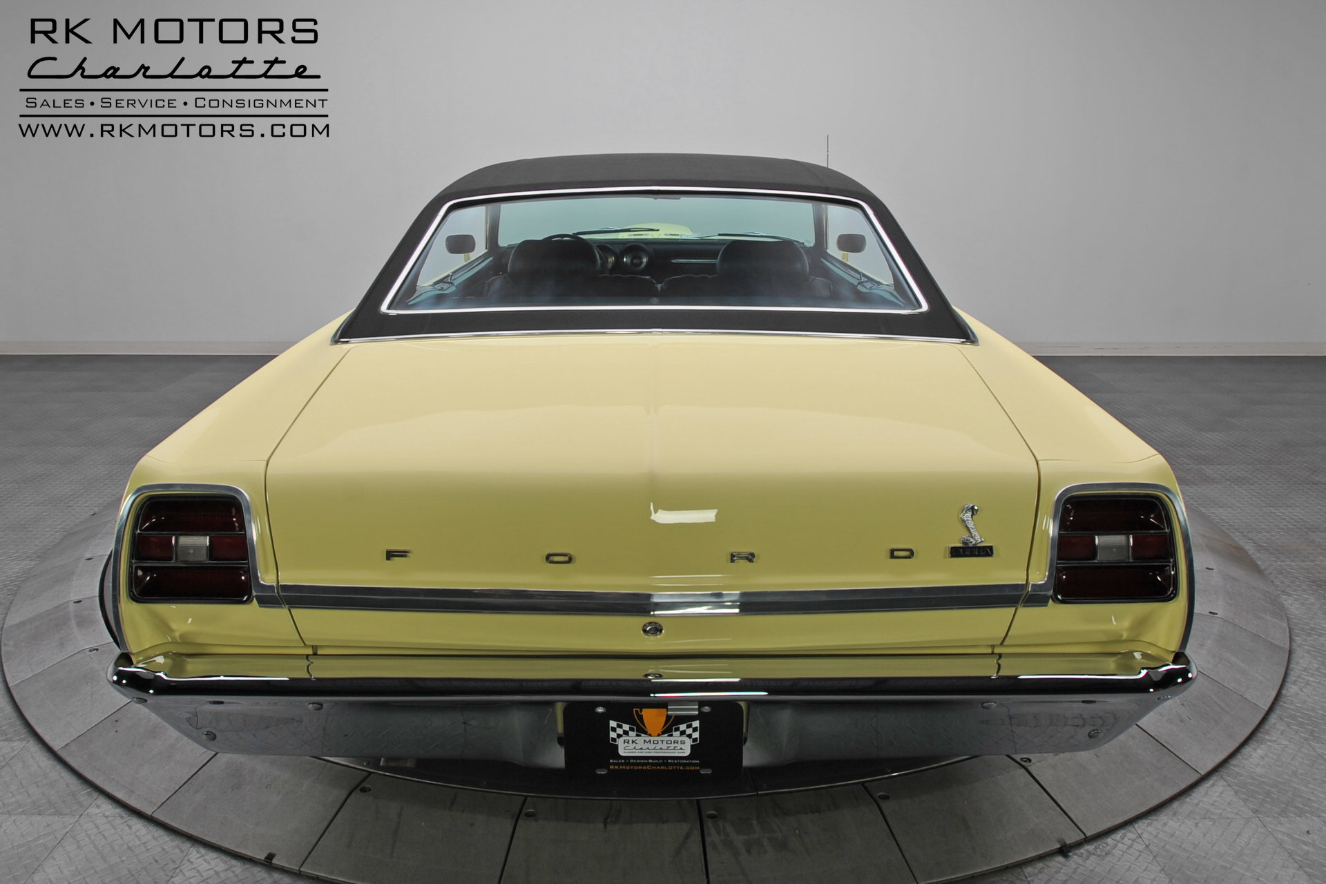 133121 1969 Ford Torino Rk Motors Classic And Performance Cars For Fairlane Muscle Sale