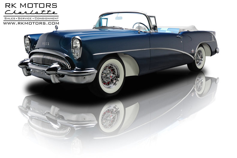 For Sale 1954 Buick Series 100