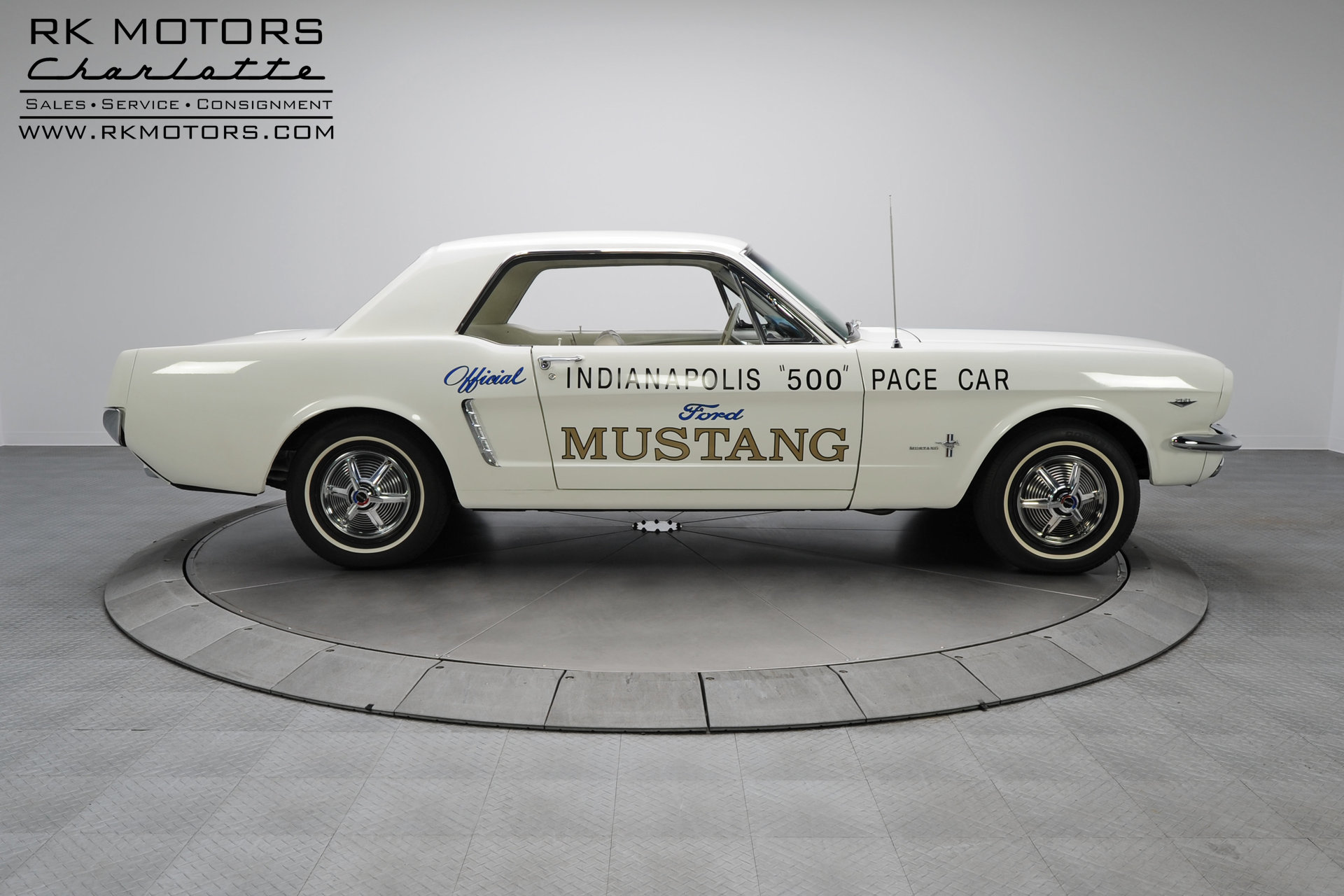133228 1964 Ford Mustang Rk Motors Classic Cars For Sale Paint Colors