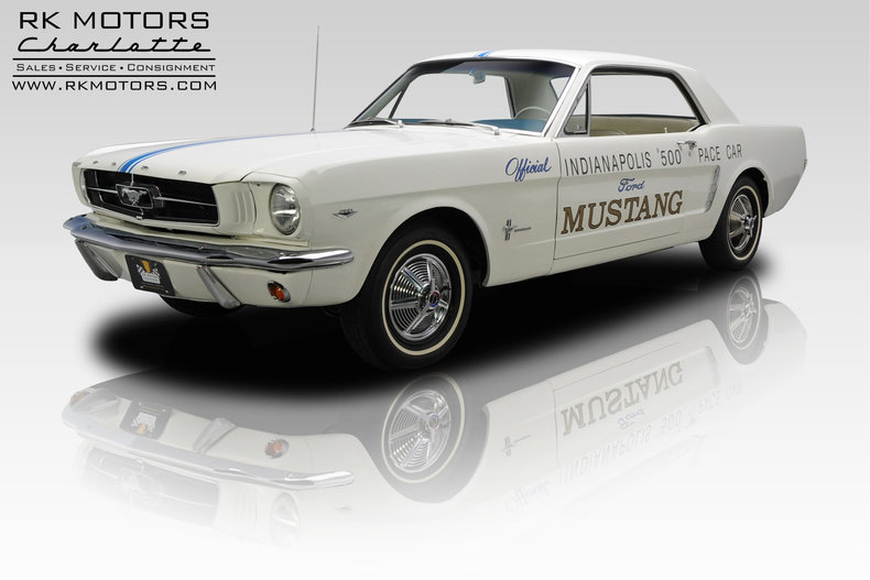 133228 1964 Ford Mustang | RK Motors Classic and Performance Cars ...