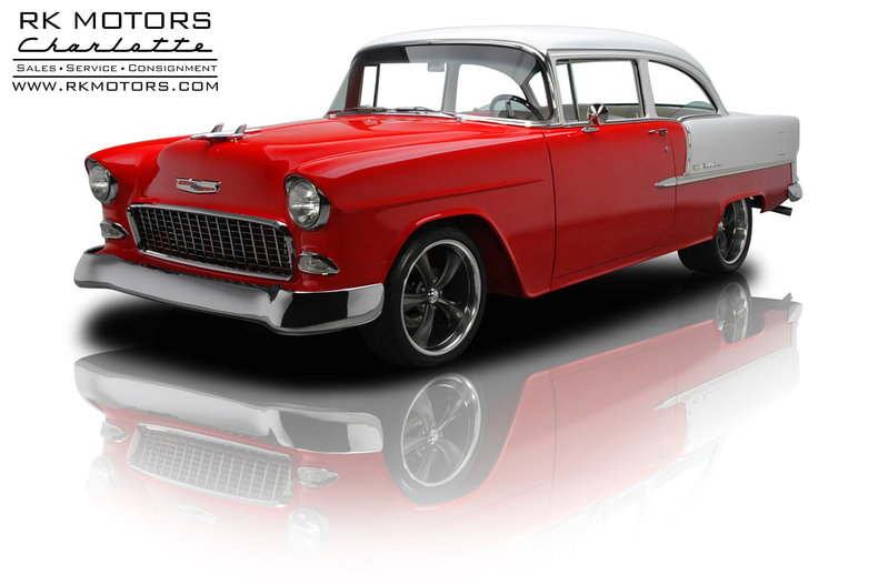 Attractive For Sale 1955 Chevrolet Bel Air