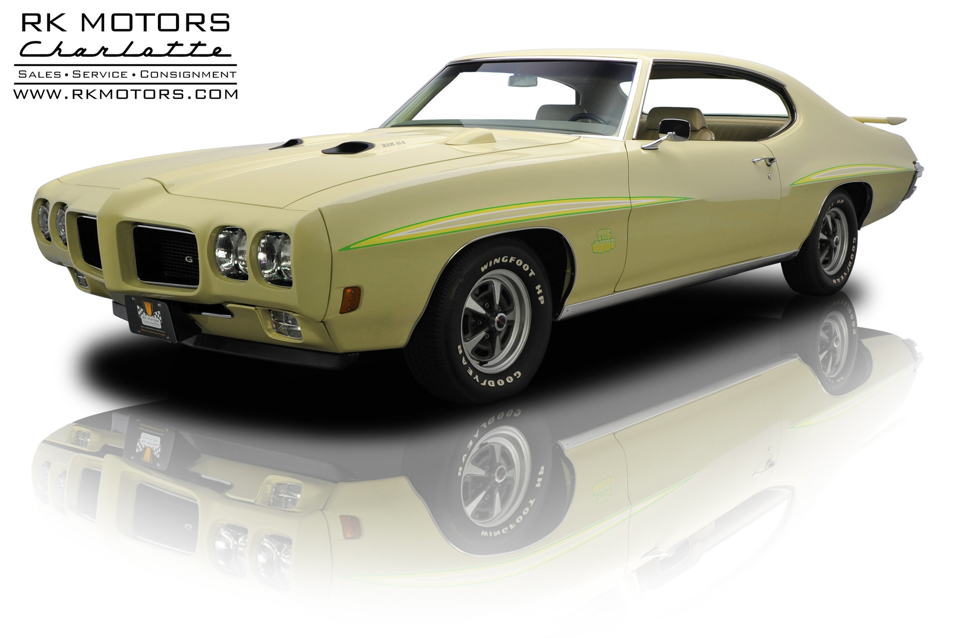 133252 1970 Pontiac Gto Rk Motors Classic Cars For Sale Wiring Schematic