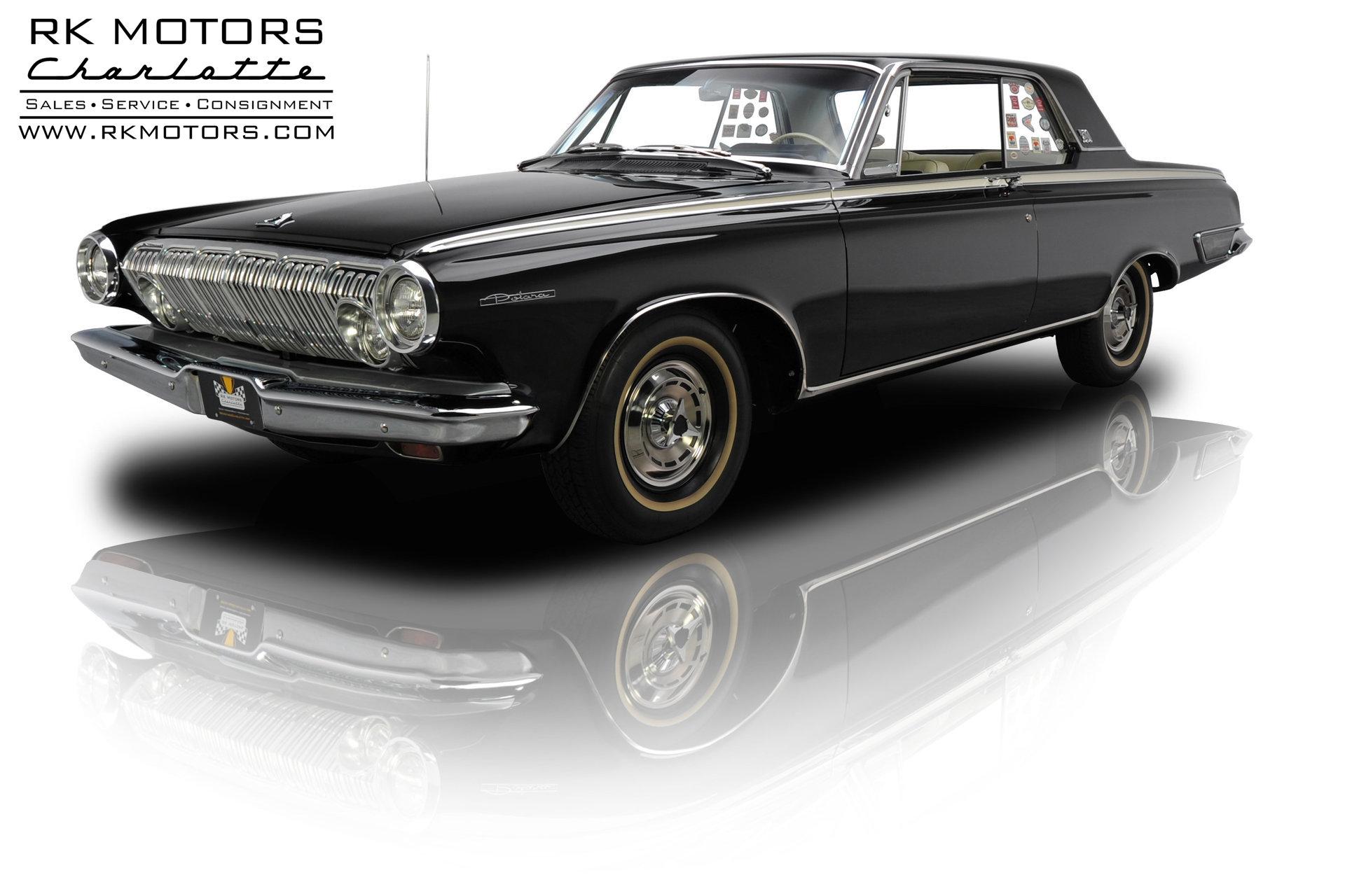 For Sale 1963 Dodge Polara ...