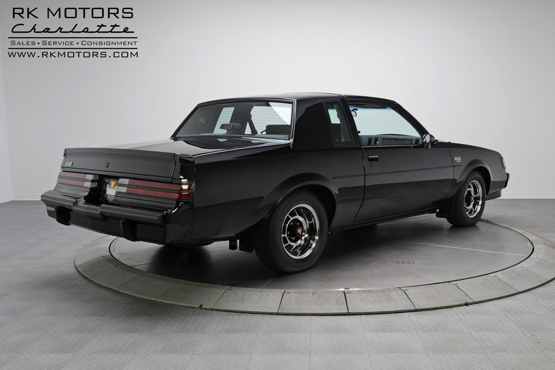 133259 1986 Buick Grand National | RK Motors Classic and Performance ...