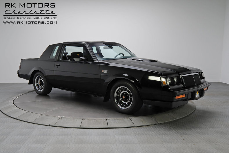 ... For Sale 1986 Buick Grand National ...
