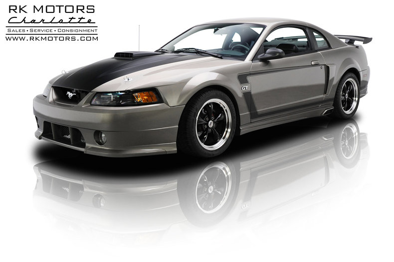 For Sale 2002 Ford Mustang
