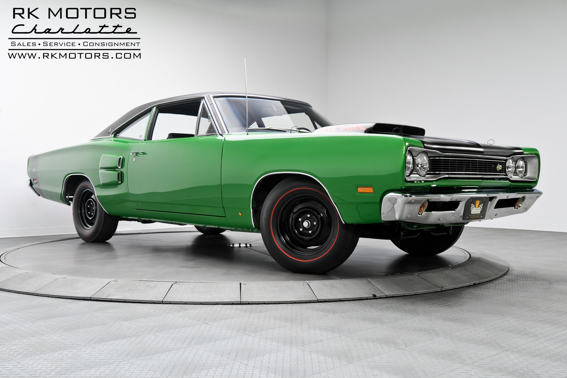 134555 1969 1 2 Dodge Coronet Rk Motors Classic And Performance A12 Super Bee For Sale