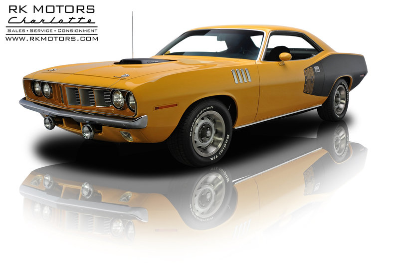 For Sale 1971 Plymouth 'Cuda