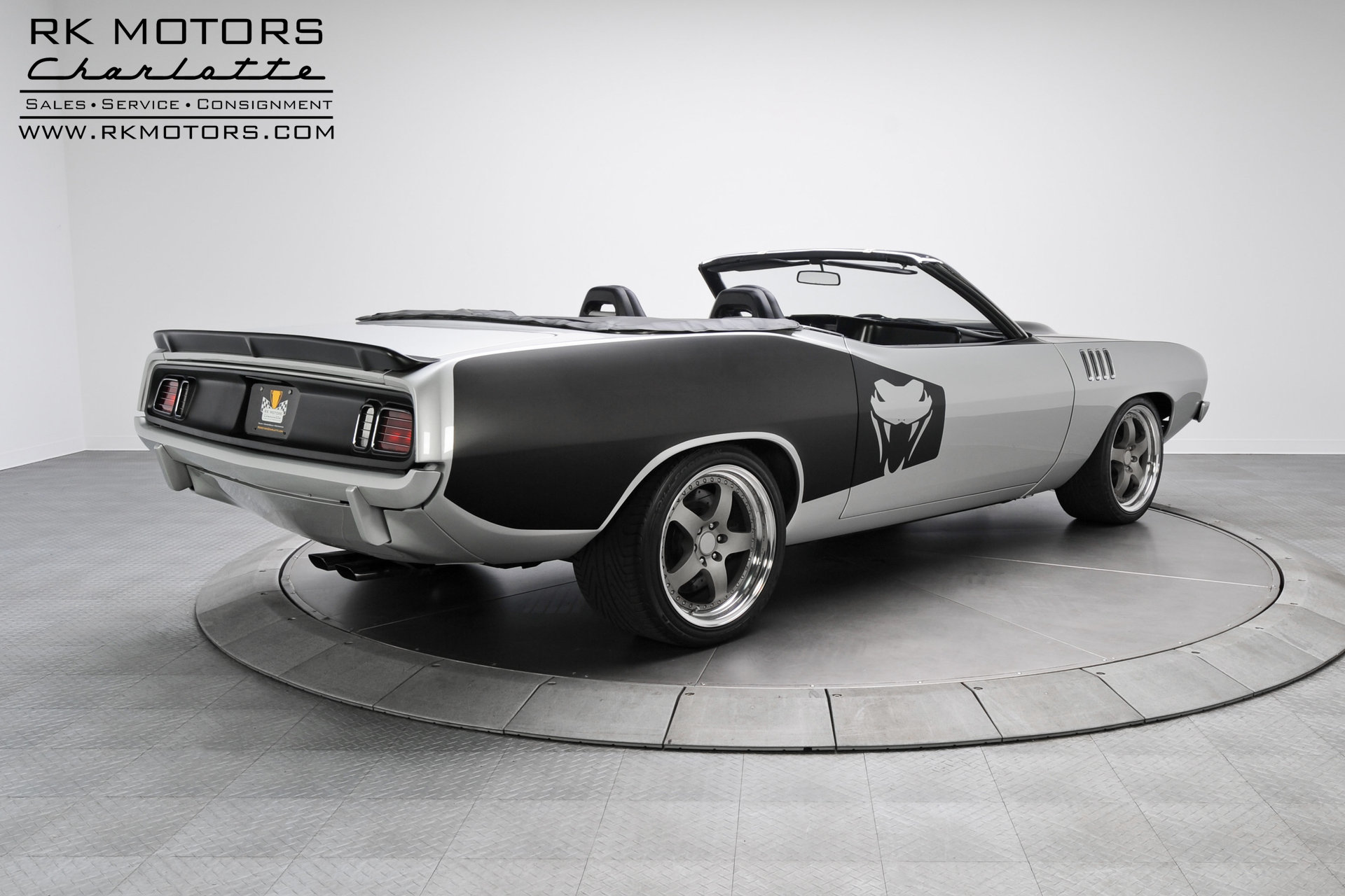 133326 1971 Plymouth 'Cuda | RK Motors Classic and Performance Cars for Sale