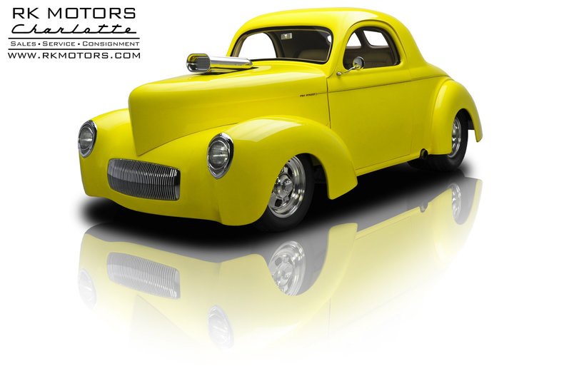 For Sale 1941 Willys Coupe