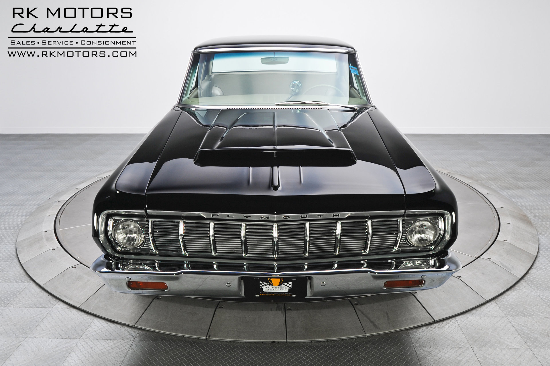 134001 1964 Plymouth Savoy Rk Motors Classic And