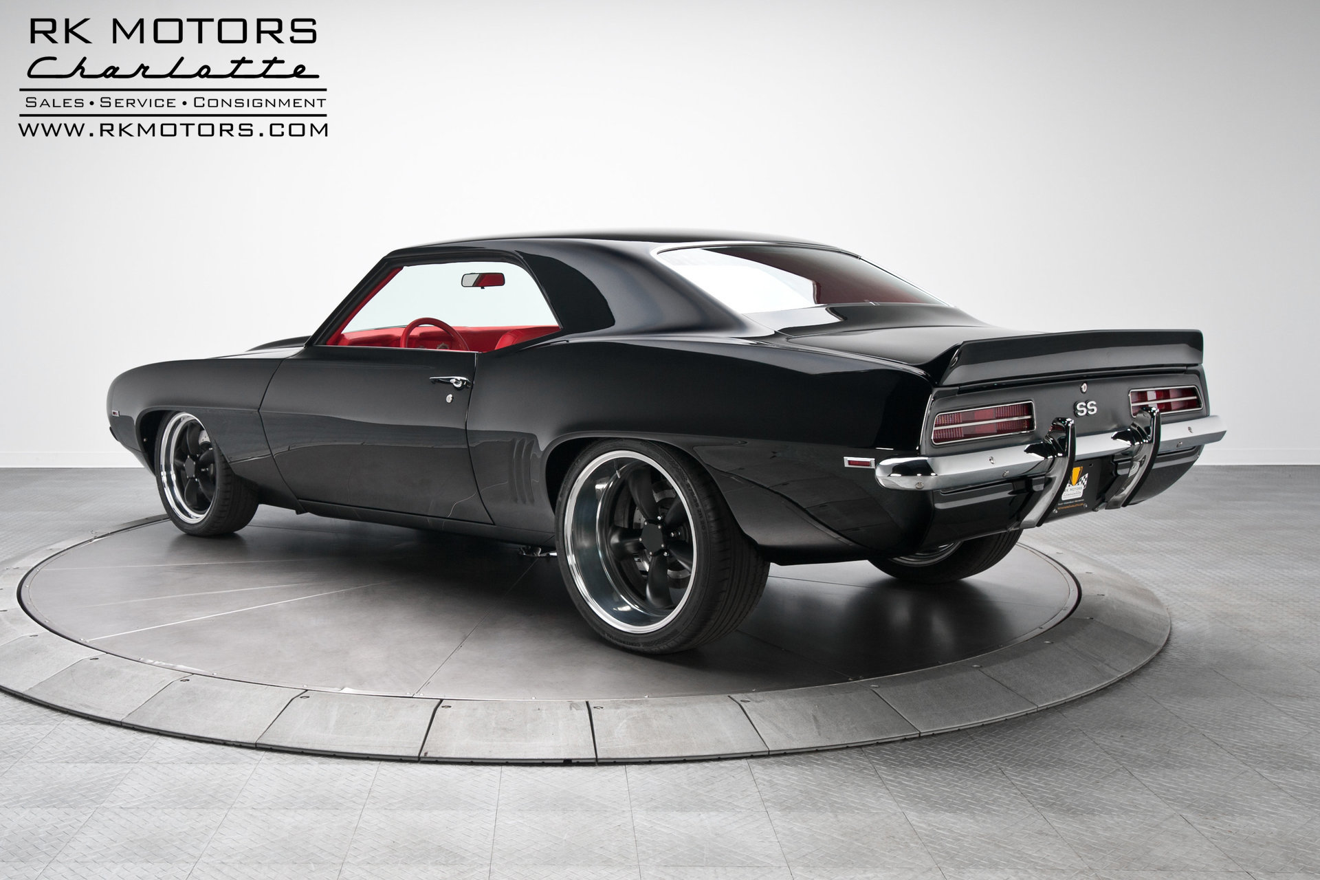 134092 1969 Chevrolet Camaro Rk Motors Classic And Performance Cars For Sale
