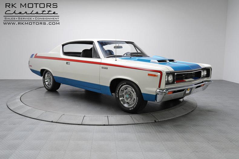 American Motors Electric Car