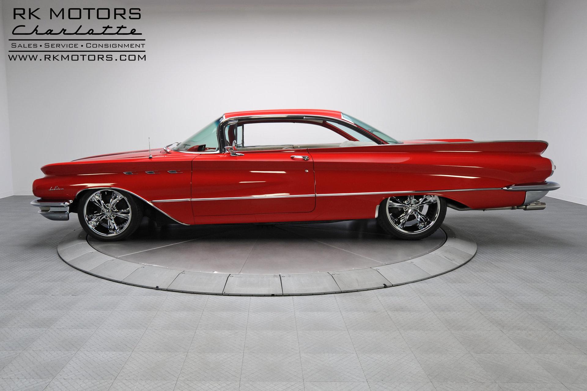 134125 1960 Buick LeSabre