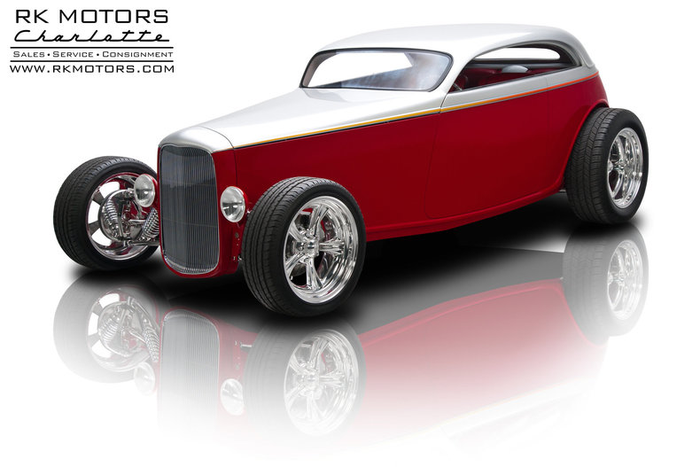For Sale 1932 Ford Vicky