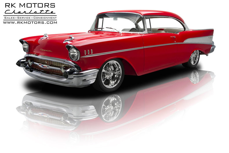 Chevrolet Bel Air RK Motors Classic And Performance - Good guys cars for sale