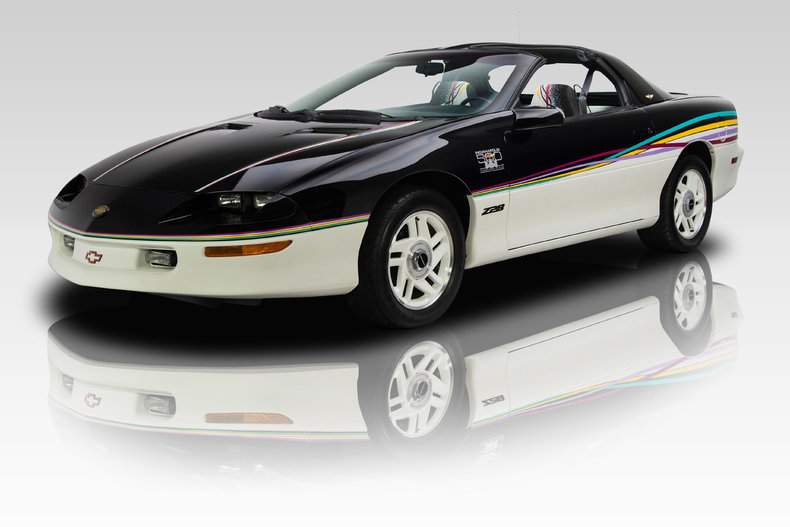 250954 1993 chevrolet camaro z 28 indy 500 pace car low res