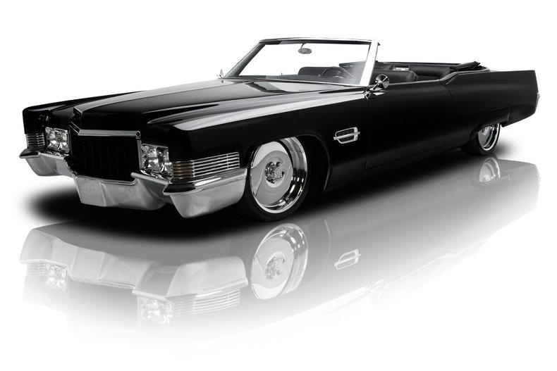 For Sale 1970 Cadillac DeVille