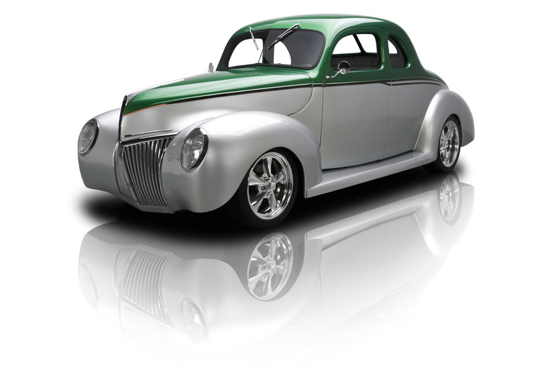 For Sale 1939 Ford 5-Window