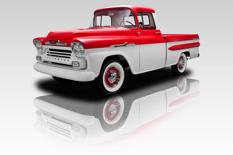 For Sale 1958 Chevrolet Apache