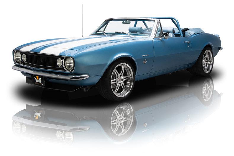 254773 1967 chevrolet camaro ss low res