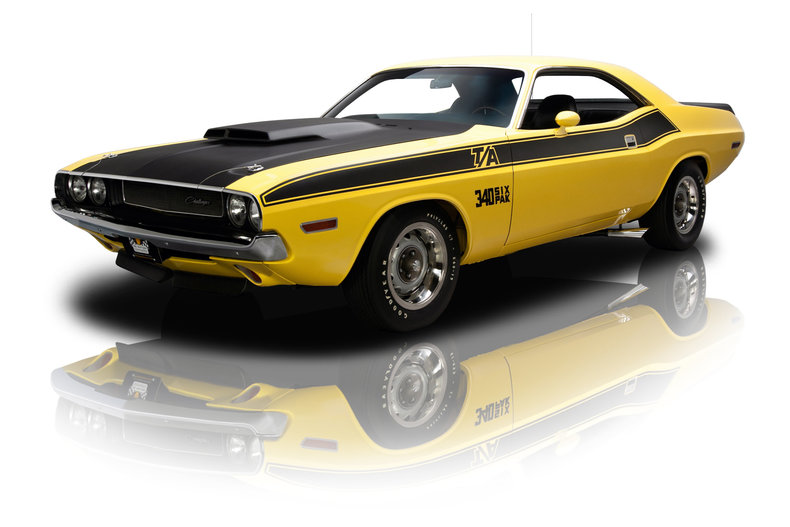 134364 1970 Dodge Challenger Rk Motors Classic And Performance