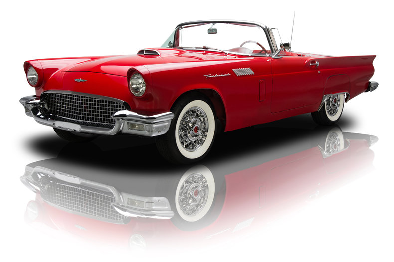 246292 1957 ford thunderbird low res